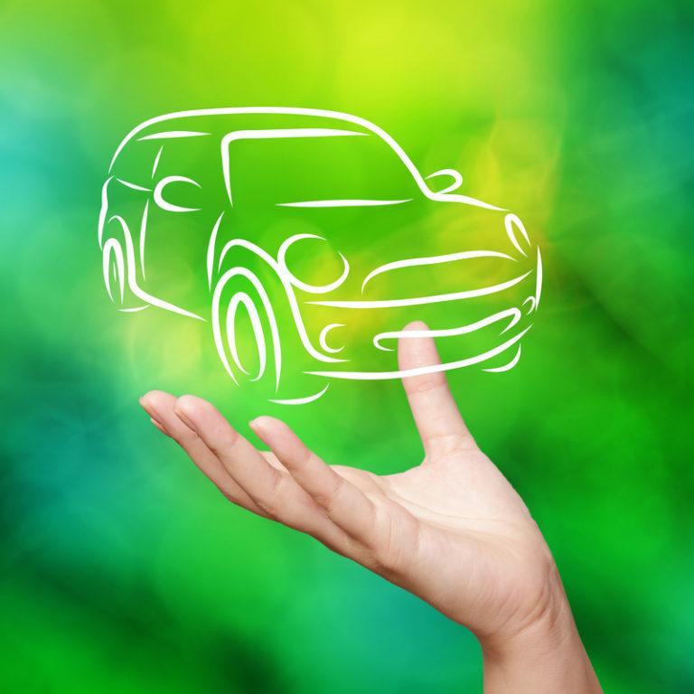 Tilfredsheden i centrum og bilen i tip top